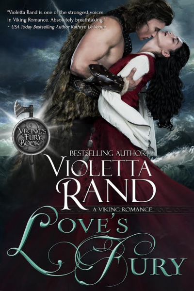 Love's Fury final cover